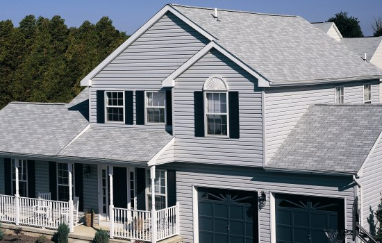 Maulsby roofing 3 tab shingles for Fire resistant roofing